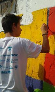 Las Acacias Coppola, Montevideo, Jóvenes en Red